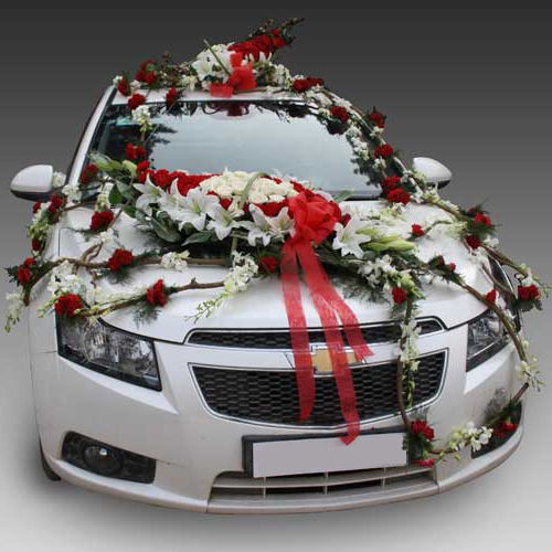 Best decorate car for wedding photos styles ideas 2018 sperr hyderabad wedding cars wedding car hire hyderabad decorated car junglespirit Choice Image