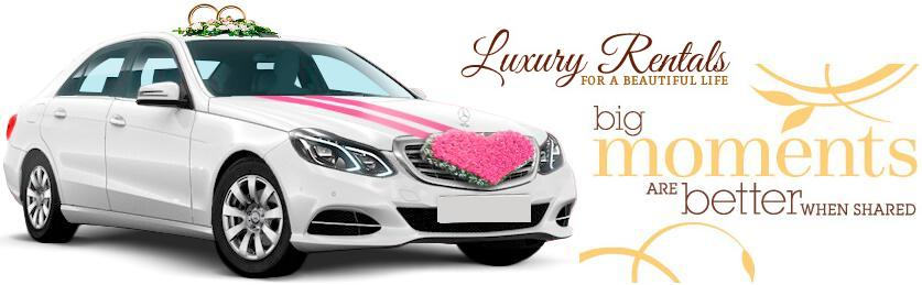 Our Service Luxury Cars For Rentals Wedding Car Hire Hyderabad