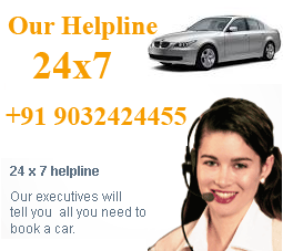 24X7 Wedding Car Service